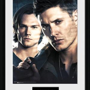 Posters Lovci duchů - Brothers rám s plexisklem - Posters