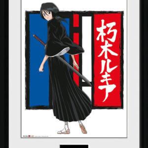 Posters Bleach - Rukia rám s plexisklem - Posters