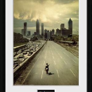 Posters The Walking Dead - Season 1 rám s plexisklem - Posters