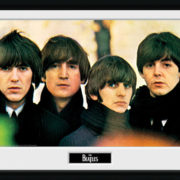 Posters The Beatles - For Sale rám s plexisklem - Posters