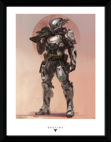 Posters Destiny - Titan rám s plexisklem - Posters