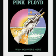 Posters Pink Floyd - Wish You Were Here 2 rám s plexisklem - Posters