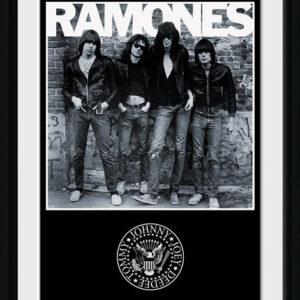 Posters The Ramones - Album rám s plexisklem - Posters