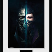 Posters Dishonored 2 - Faces rám s plexisklem - Posters