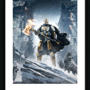 Posters Destiny - Rise of Iron rám s plexisklem - Posters