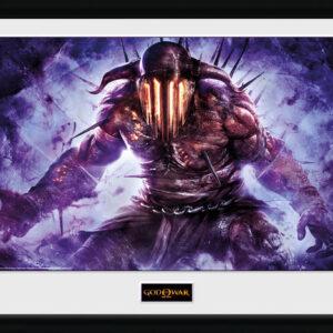 Posters God of War - Hades rám s plexisklem - Posters