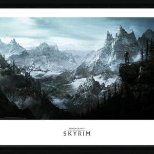 Posters Skyrim - Vista rám s plexisklem - Posters