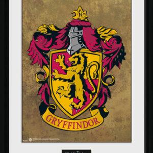 Posters Harry Potter - Gryffindor rám s plexisklem - Posters