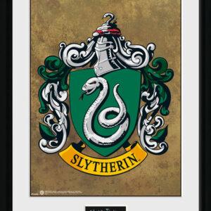 Posters Harry Potter - Slytherin rám s plexisklem - Posters