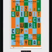 Posters Harry Potter - Quidditch World Cup rám s plexisklem - Posters