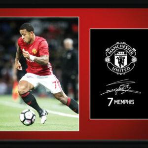 Posters Manchester United - Mamphis 16/17 rám s plexisklem - Posters
