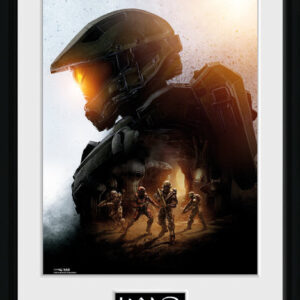 Posters Halo - Master Chief rám s plexisklem - Posters