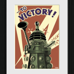 Posters Doctor Who - Victory rám s plexisklem - Posters