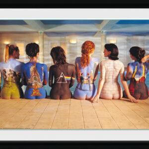 Posters Pink Floyd - Back Catalogue rám s plexisklem - Posters