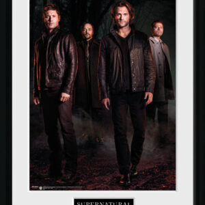 Posters Lovci duchů - Key Art rám s plexisklem - Posters