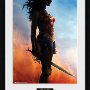 Posters Wonder Woman - Stand rám s plexisklem - Posters
