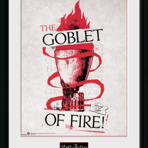 Posters Harry Potter - Triwizard Goblet of Fire rám s plexisklem - Posters