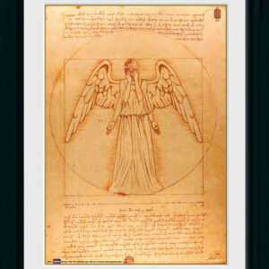 Posters Doctor Who - Weeping Angel rám s plexisklem - Posters