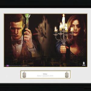 Posters Doctor Who - Hide rám s plexisklem - Posters