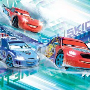 Posters Fototapeta Disney Cars Raoul ÇaRoule McQueen 254x184 cm - 115g/m2 Paper - Posters