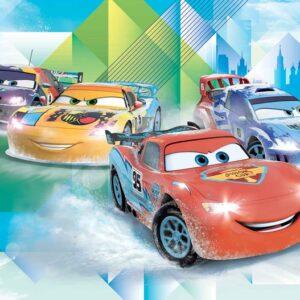 Posters Fototapeta Disney Cars Lightning McQueen Camino 152.5x104 cm - 130g/m2 Vlies Non-Woven - Posters