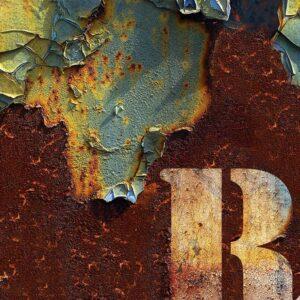 Posters Fototapeta Distressed Texture 254x184 cm - 115g/m2 Paper - Posters