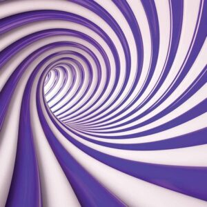 Posters Fototapeta Abstract Swirl 208x146 cm - 130g/m2 Vlies Non-Woven - Posters