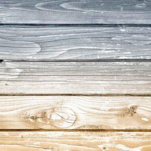 Posters Fototapeta Wood Planks 254x184 cm - 115g/m2 Paper - Posters