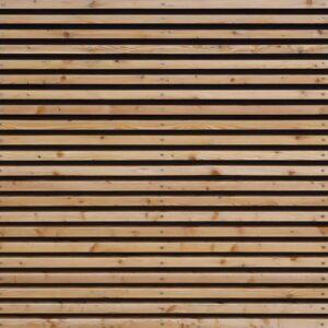 Posters Fototapeta Wood Slats 254x184 cm - 115g/m2 Paper - Posters