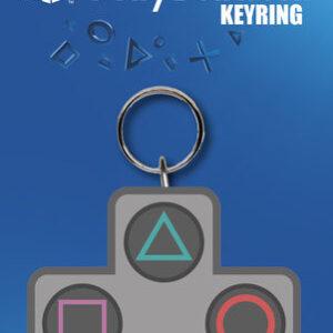 Posters Klíčenka Playstation - Buttons - Posters