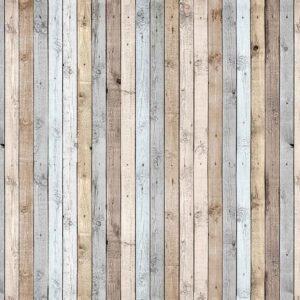Posters Fototapeta Wood Planks Texture 104x70.5 cm - 130g/m2 Vlies Non-Woven - Posters