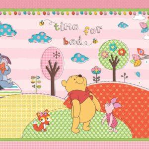 Posters Fototapeta Disney Winnie Pooh 152.5x104 cm - 130g/m2 Vlies Non-Woven - Posters