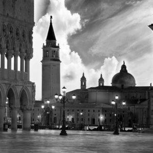 Posters Fototapeta City Venice San Marco 104x70.5 cm - 130g/m2 Vlies Non-Woven - Posters