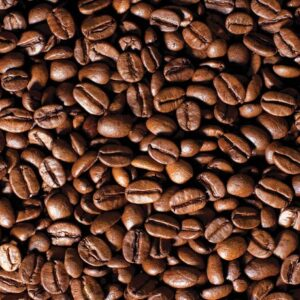 Posters Fototapeta Coffee Beans 250x104 cm - 130g/m2 Vlies Non-Woven - Posters