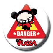 Posters Placka PUCCA - danger - Posters