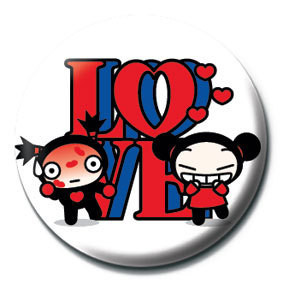 Posters Placka PUCCA - love sign - Posters