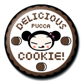 Posters Placka PUCCA - cookie - Posters