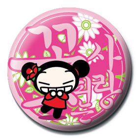 Posters Placka PUCCA - pink - Posters