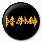 Posters Placka DEF LEPPARD - logo - Posters