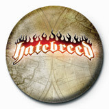 Posters Placka HATEBREED - logo - Posters