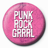 Posters Placka PUNK ROCK GIRL - Posters