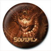 Posters Placka Soulfly - Demon - Posters