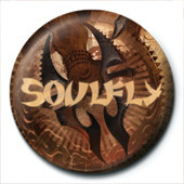 Posters Placka Soulfly - Blade Logo - Posters