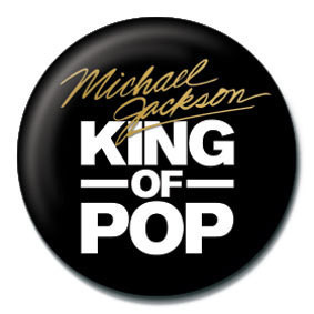 Posters Placka MICHAEL JACKSON - king of the pop - Posters