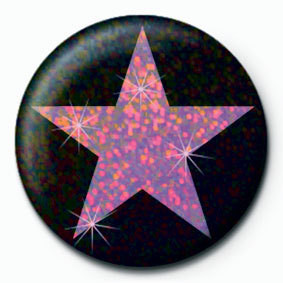 Posters Placka PINK STAR - Posters