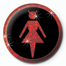 Posters Placka DEVIL WOMAN - Posters