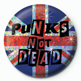 Posters Placka PUNK'S NOT DEAD - Posters