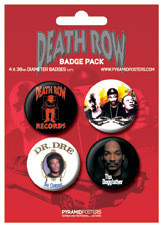 Posters Placka DEATH ROW RECORDS - Posters