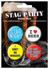 Posters Placka STAG PARTY - Posters