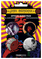 Posters Placka JIMI HENDRIX - Posters